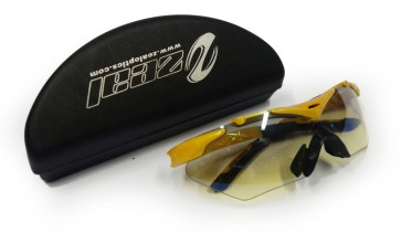Zeal Slipstream sport optics yellow metallic - gray gradient