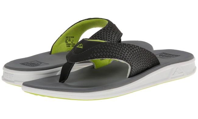 reef slippers kopen groningen, reef rover slippers grey