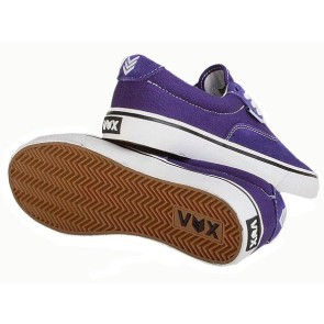 Vox Savey chaussures unisex pourpre-blanc (du US 6.5 au 12)