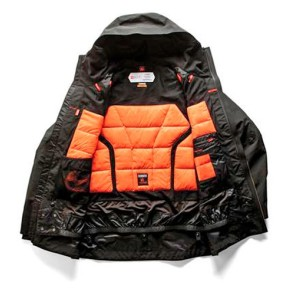 686 GLCR Ether down Therma veste 20K noir 2020