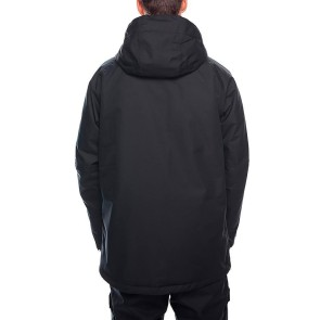686 Geo insulated veste de snowboard noir 10K