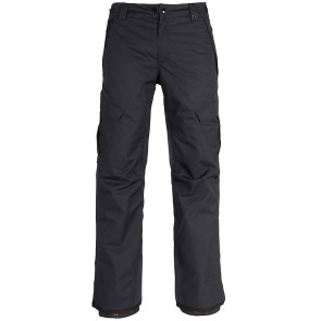 686 Infinity insulated snowboard pant black 10K