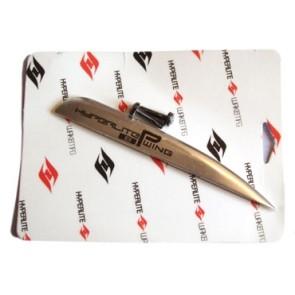 "Hyperlite P-wing 0.8"" aluminum wakeboard fin"