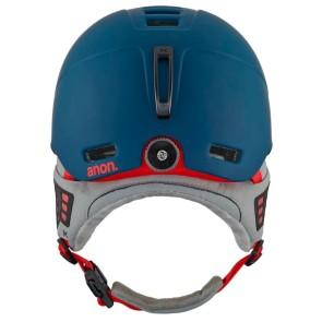 Anon Helo 2.0 casque de snowboard bleu
