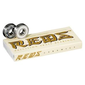 Bones Ceramics Super reds bearings (8 pack)