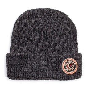 Brixton Rival beanie heather grey