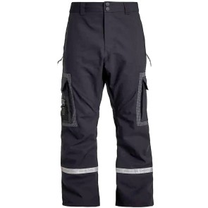 DC Revival snowboard pants BIB black 15K 2020