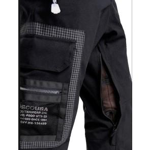 DC Revival pantalon de snowboard noir 15K 2020