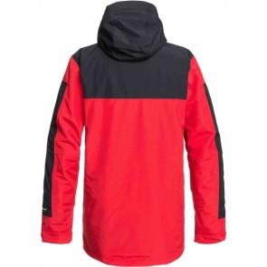 DC Company veste de snowboard 45K racing red 2020