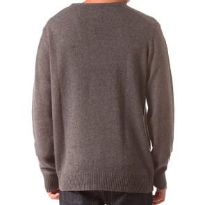 Dickies Shaftsburg pull en tricot gris foncé (seulement XL)