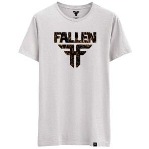 Fallen Insignia t-shirt white