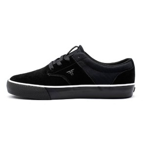 Fallen Phoenix chaussures noir-blanc