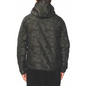 Globe Fielder Reversible Jacket black-Polartec (M only)