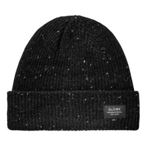 Globe Ryley beanie black nep