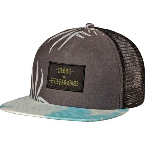 Globe Spray trucker cap black