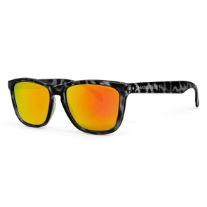 Mariener Melange Tortoise black flexible sunglasses (various lens colors)