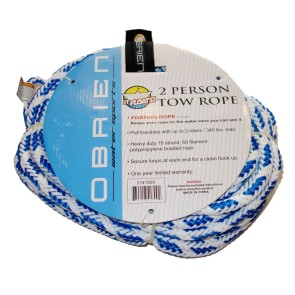 O'Brien 2 person tow rope