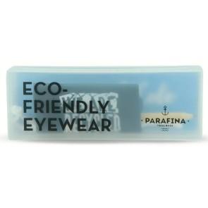 Parafina Pazo lunettes de soleil polarisées UV-400 eco gris graphite