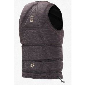 Picture Dony impact vest zip dark black (S only)