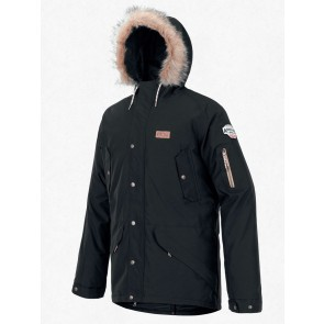 Picture Kodiac snow jacket black