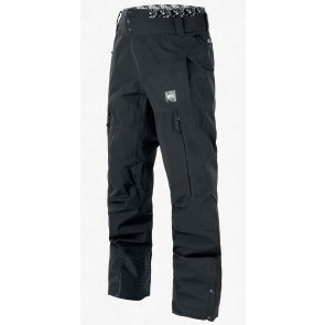 Picture Under snowboard pant black painter 10K