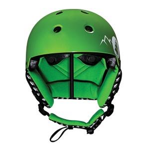 Picture Organic Symbol casque de ski unisex vert