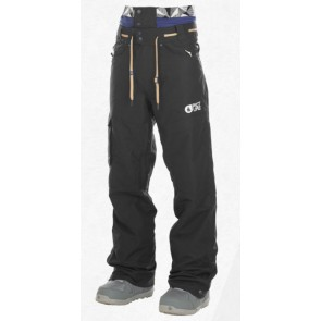 Picture Under snowboard pantalon noir 10K