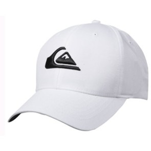 Quiksilver Firsty cap white