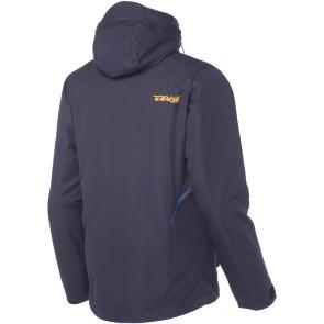 Rehall Duall-R veste de snowboard persan bleu 10K (2-in-1 veste)