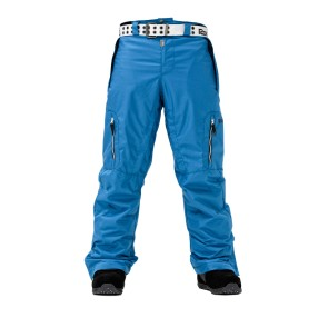 Rehall Jerry snowboard pant mosaic blue
