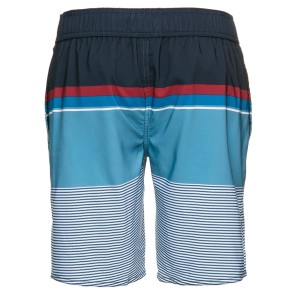 Rehall Rush R boardshort fine stripes navy