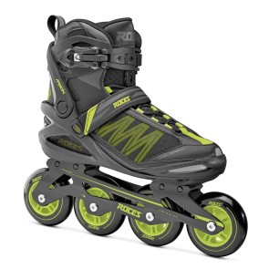 Roces Radon 90 inline skates black/blue