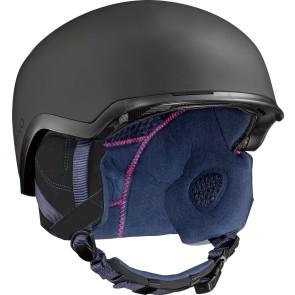 Salomon Shiva casque de ski pour femmes noir