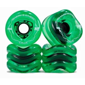 Sharkwheels DNA roues 72 mm