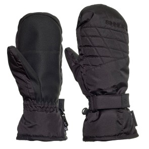 Sinner Wildecat mitten glove black ladies