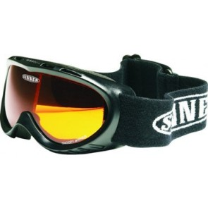 Sinner Snoopy goggle black-orange