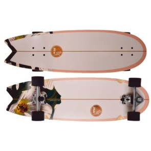"Slide Swallow 33"" Wahine Surfskate cruiser"