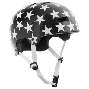 TSG Evolution Stars helmet black