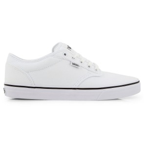 Vans Atwood Black foxing chaussures blanc