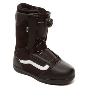 Vans Aura BOA snowboard boots black