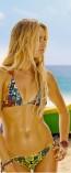 Rip Curl Tyler bikini sydney pant bright green