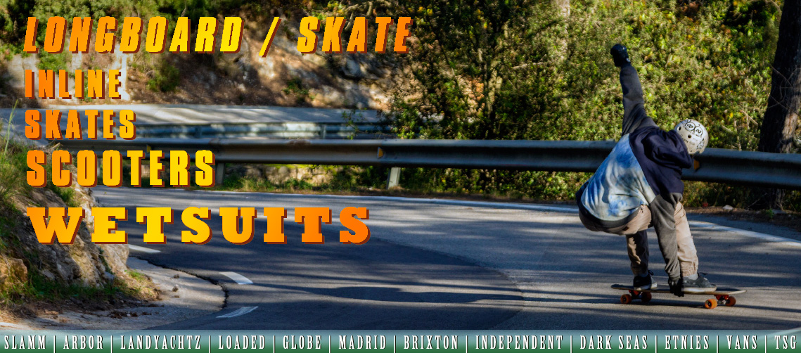 Longboards wakeboards wetsuits groningen 2019